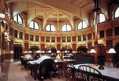 Fisher Fine Arts Library - University of PennsylvaniaFisher Fine Arts Library