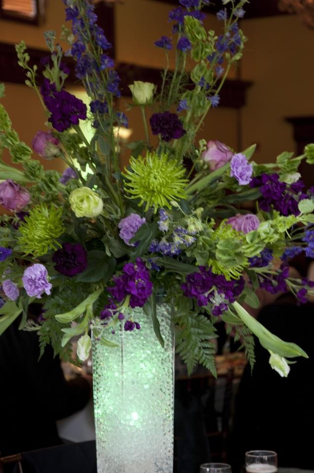 Beautiful Irish Flowers Centerpieces St Patrick 39 S Day Wedding
