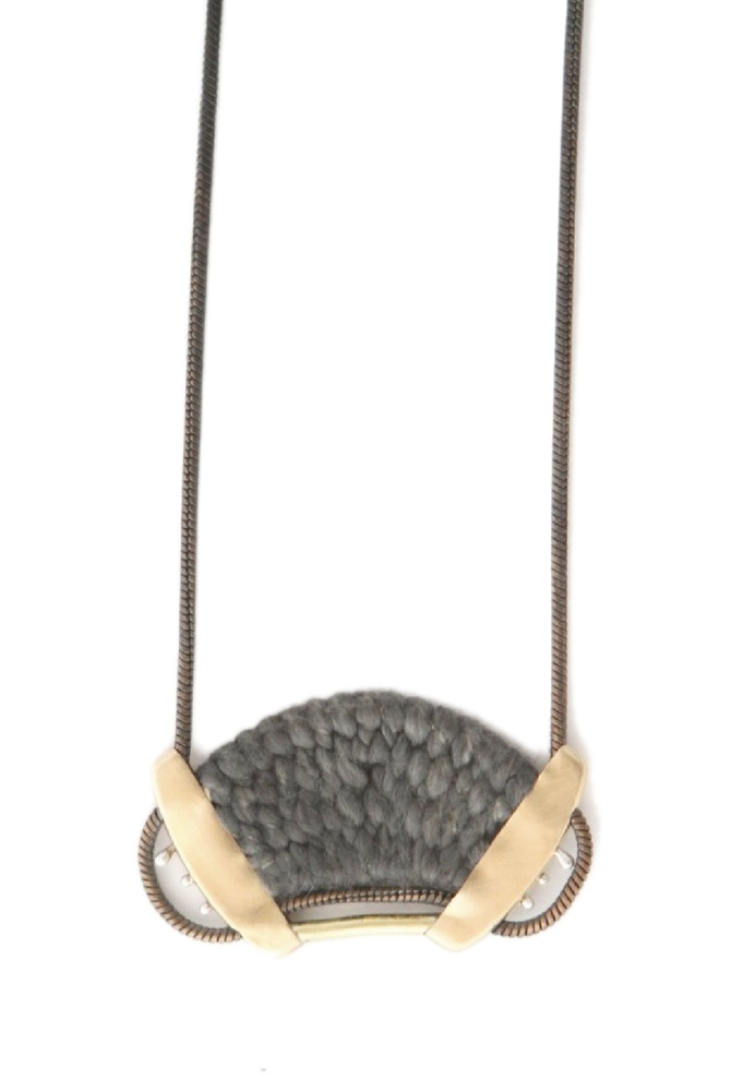 AW12 Arch Necklace / Erin Considine