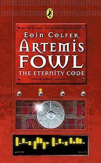 Artemis Fowl The Eternity Code - Eoin Colfer