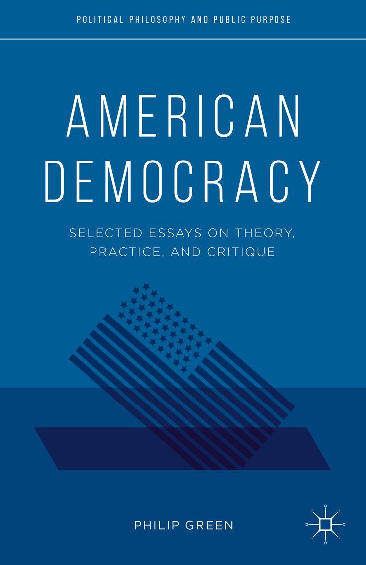 american political culture essays