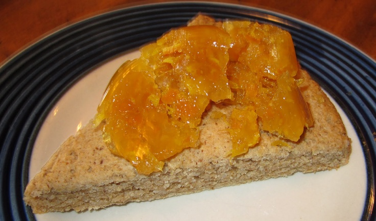 Gluten Free its a Lifestyle Scottish Oat Scones