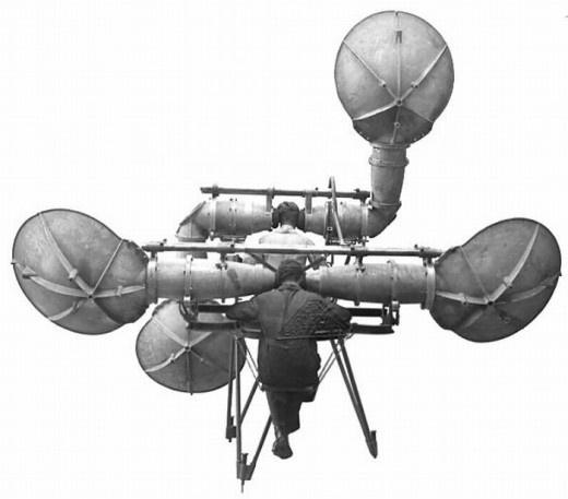 Listening before Radar