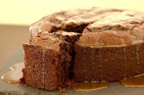 Chocolate Sticky Toffee Pudding Cake Recipe — Dishmaps