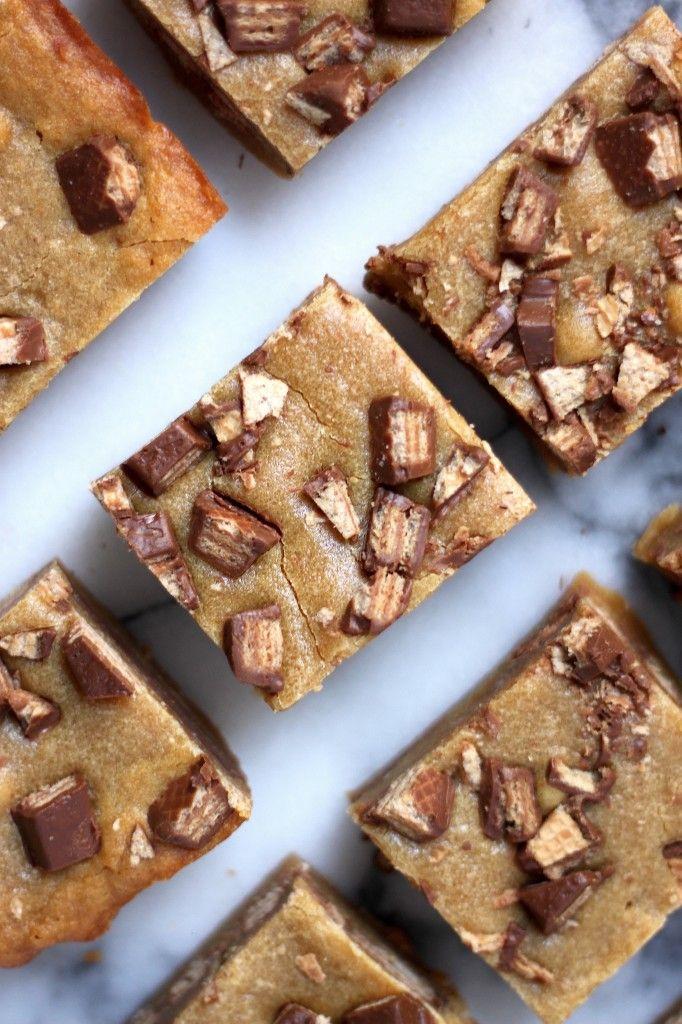 Malted Kit Kat Cookies Recipes — Dishmaps