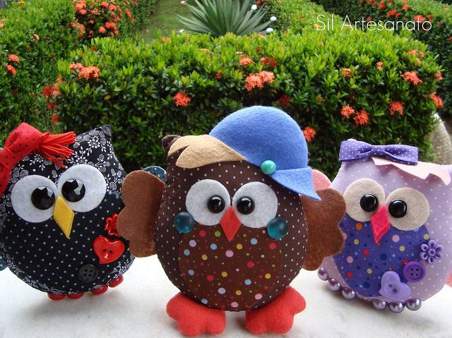 Owl Pic Only want to make these