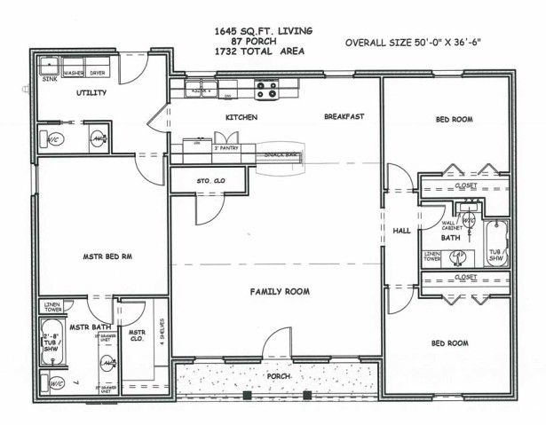Pin by m meek on house plans pinterest - Bedroom house plans optimum choice ...
