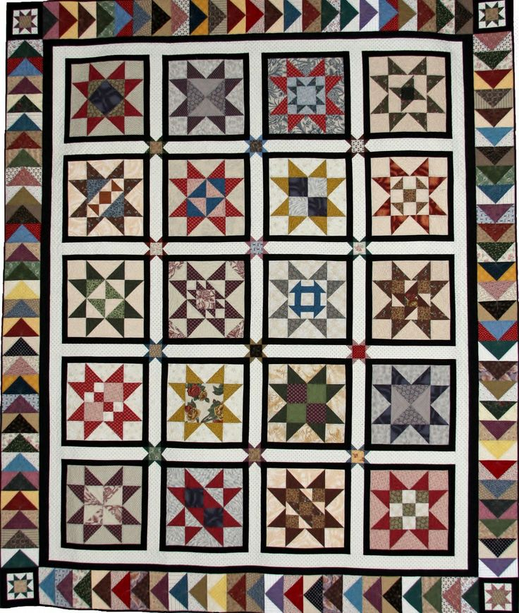 Quilt sashing and border ideas Quilts Pinterest