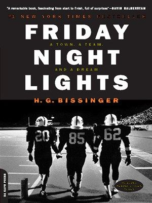 friday night lights book essay