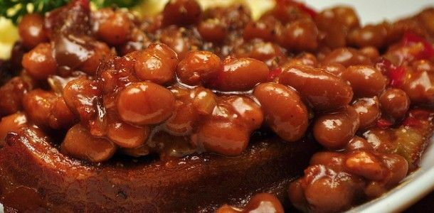 Crock-Pot Ladies Crock-Pot Grandma's Famous Baked Beans