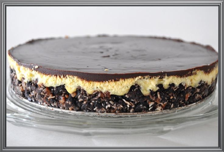 Canada Day Nanaimo Bar Cheesecake - Wildrosecountry Kitchen Blog at ...