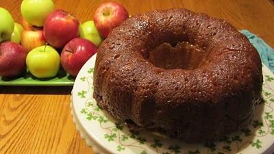 Cinnamon Apple Bundt Cake | Bundt Cakes | Pinterest