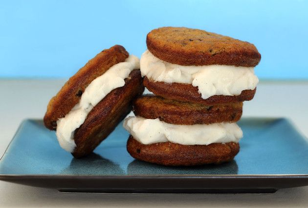 "... in all of us! Banana Bread ""Ice Cream"" Sandwiches 