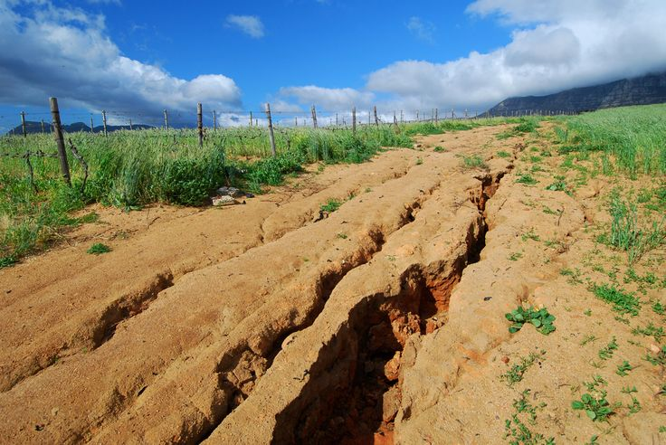 Bad example of erosion soil conservation contemp issues for Soil is an example of