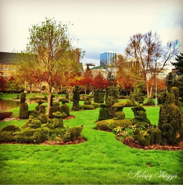 Topiary Park Columbus Ohio Columbus 39 Best Pinterest