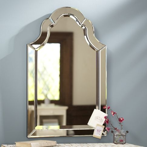 Traditional Glass Mirror | PBteen