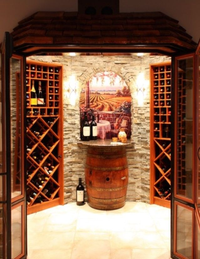 Basement wine cellar home is wherever i 39 m with you for In home wine cellars
