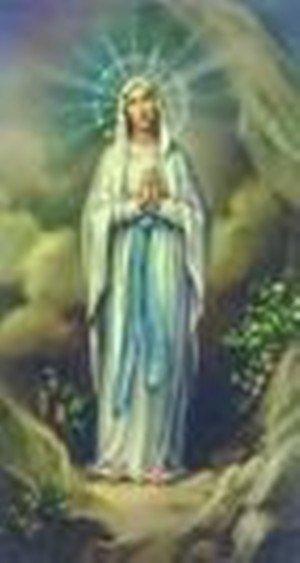 Feminine spiritual energy LOVE