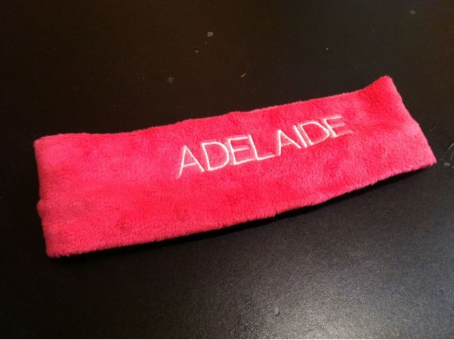 How to Create a Personalized Knit Headband with Machine Embroidery : Machine Embroidery Geek Blog