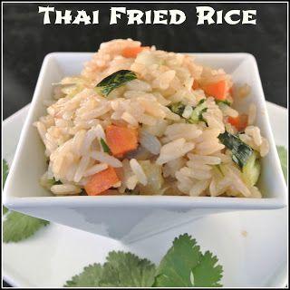 Vegan Thai Fried Rice | Misc. Recipes | Pinterest