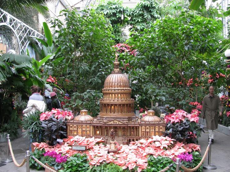 Botanic Gardens Washington Dc Wanderings Pinterest