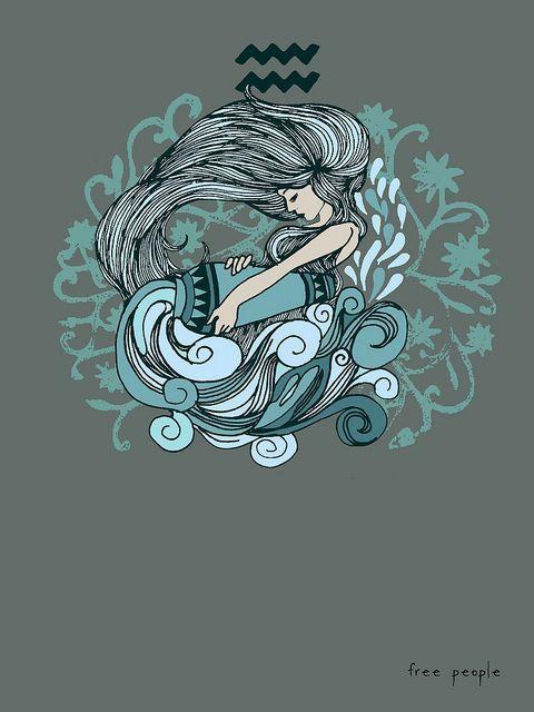 Aquarius Tattoos  Pinterest