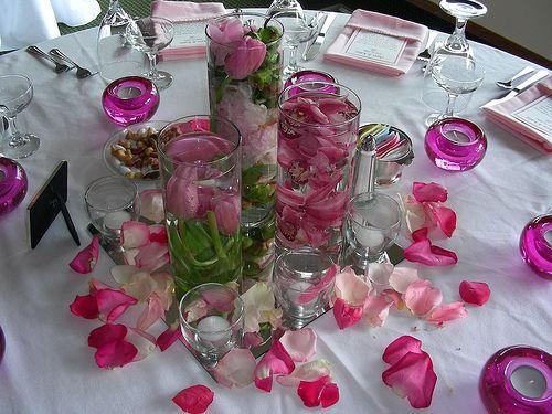 Do It Yourself Wedding Flowers Centerpieces : Inexpensive do it yourself wedding centerpieces