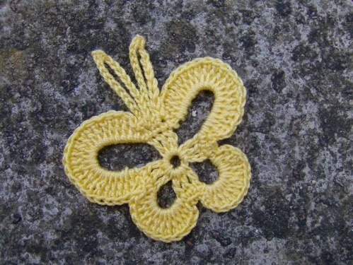 Free crochet Butterfly patterns en Pinterest | 63 Pines