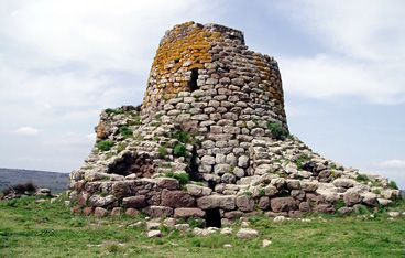 Vernacular Architecture on Macomer  Nuraghe Santa Barbara   Vernacular Architecture