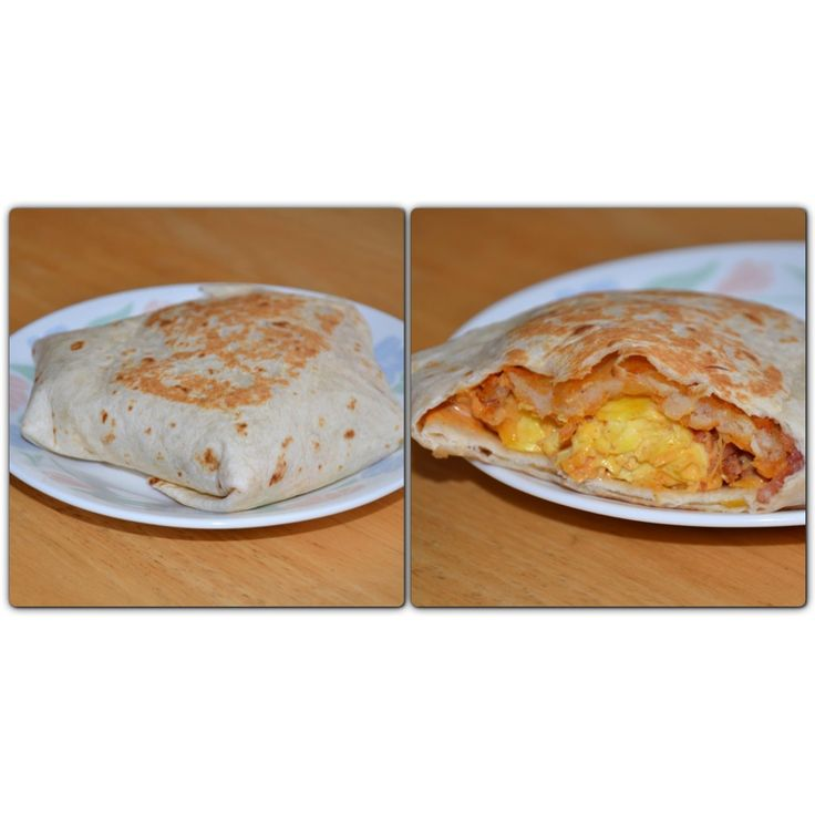 Am crunchwrap bacon from taco bell food pinterest