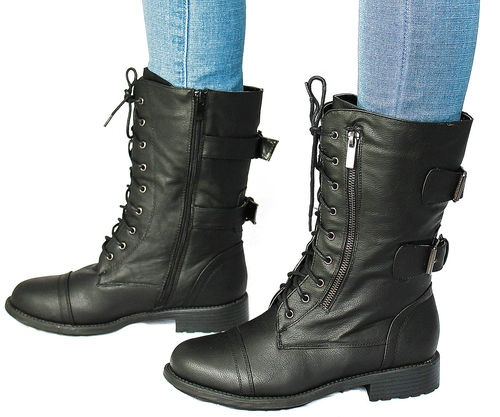 Where can I buy cheap combAt boots downtown Vancouver bc