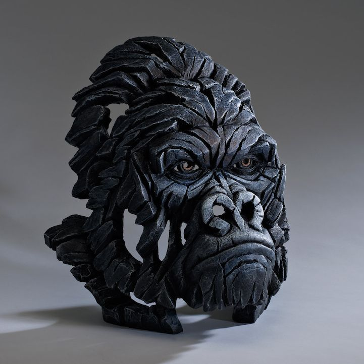 Incredible fragmented sculptures convey powerful strength my modern