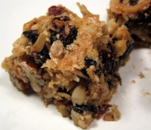 Thick, Chewy Granola Bar | FOOD - Cookies, Cakes, Candies, Pies | Pin ...