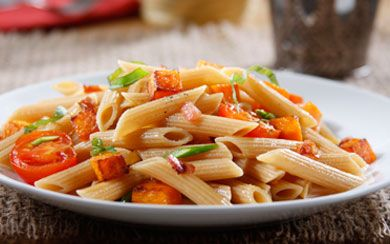 oil prosciutto penne with asparagus and penne with asparagus and penne ...