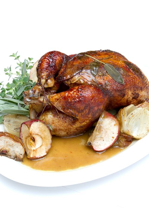 Spice Roasted Chicken | Food/Drink-One cannot think well, love well ...