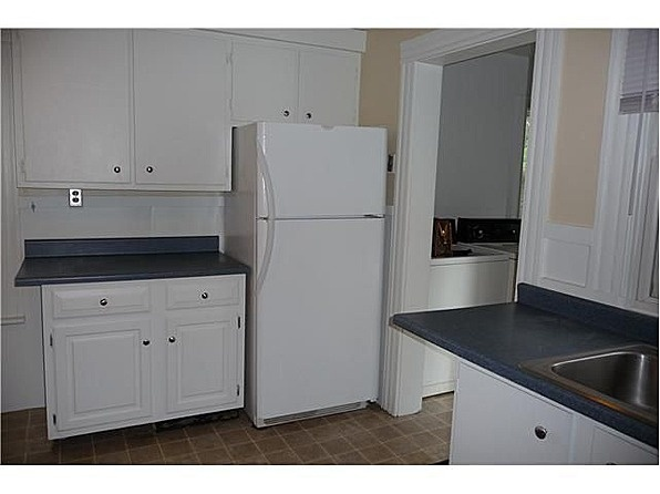 Mismatched Cabinets Painted Same Color