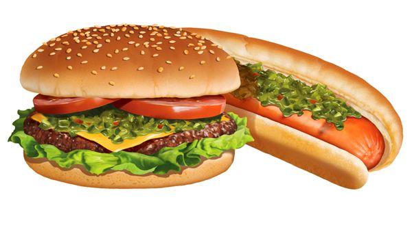 ron berg hamburg hot dog doces e salgados 2 pinterest. Black Bedroom Furniture Sets. Home Design Ideas
