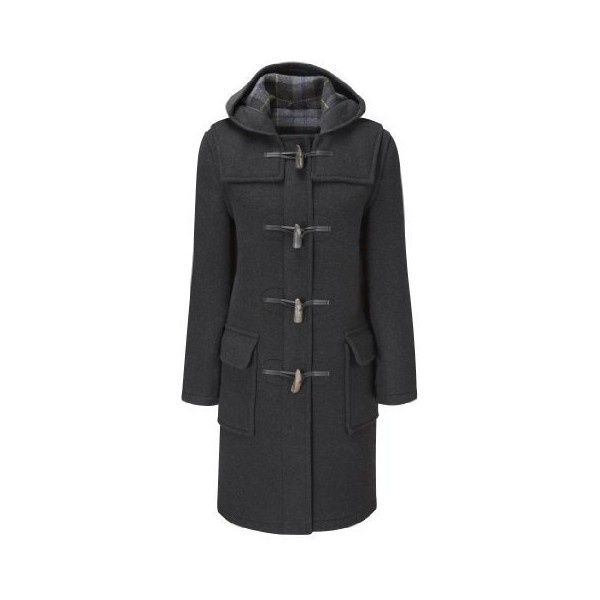 Original Montgomery Womens Duffle Coat ($299) liked on Polyvore
