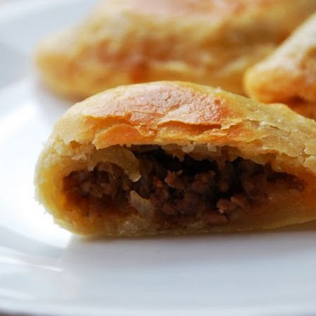 Baked Beef Empanadas | Mexican dishes | Pinterest