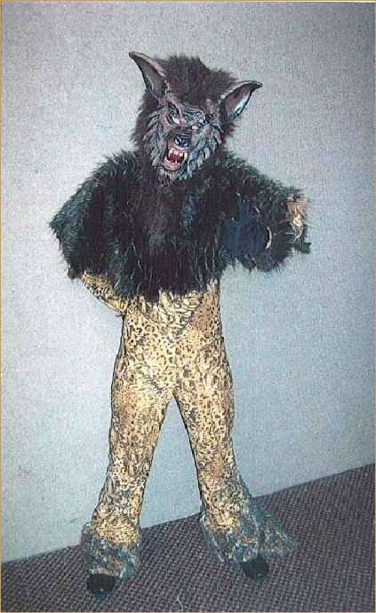 wolf costume | Beauty and the Beast | Pinterest