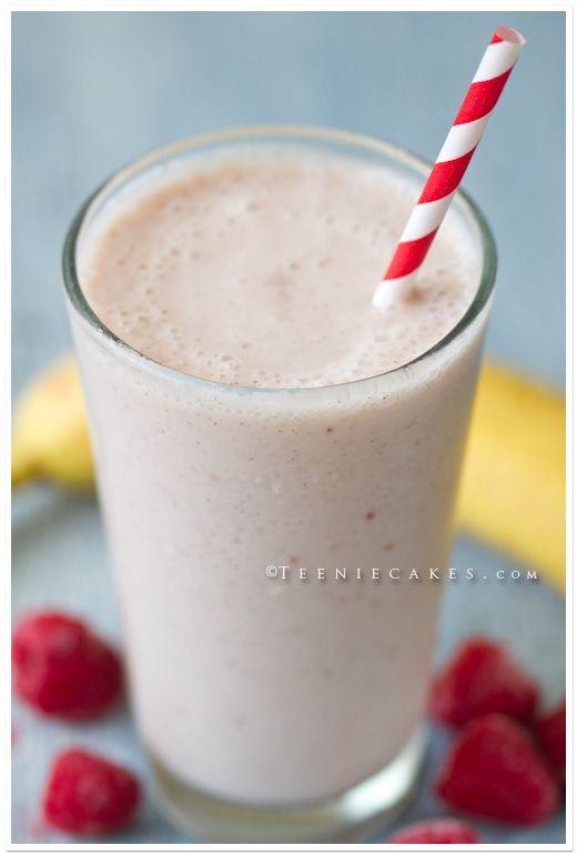 Banana-Yogurt Smoothie Recipe — Dishmaps