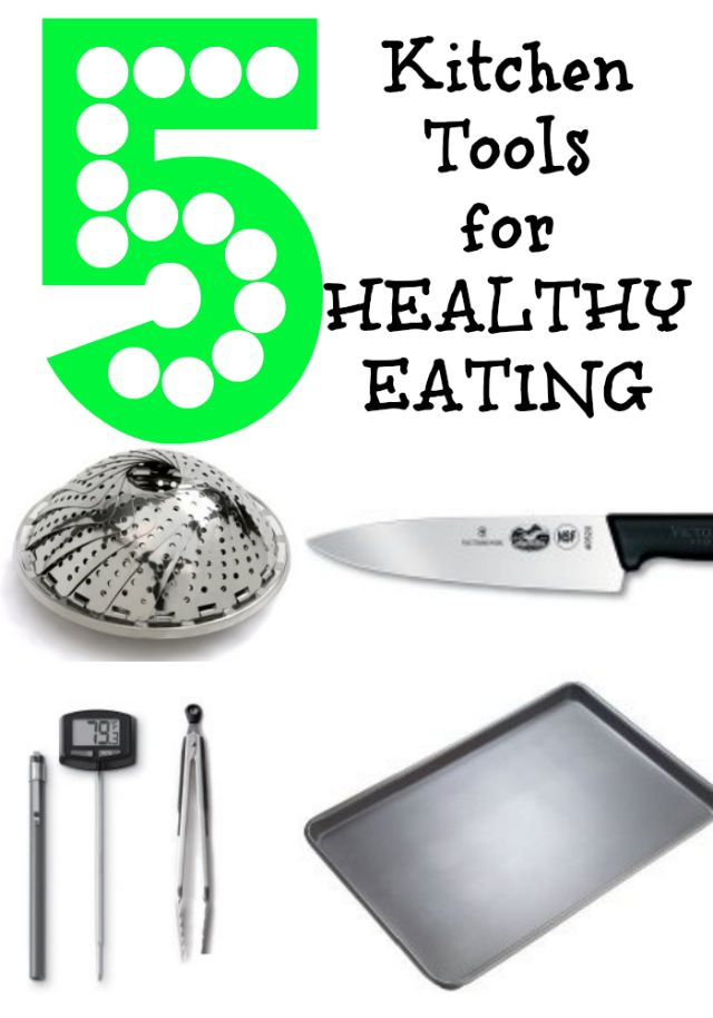 Top Kitchen Tools for Healthy Eating