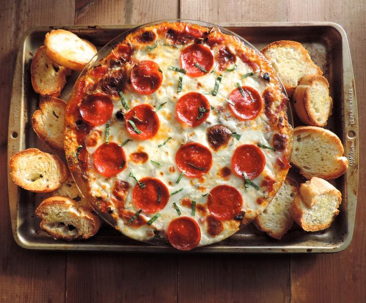 Pizza Dip! | Dips | Pinterest