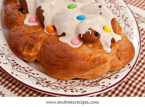 Braided Easter Bread | Recipe