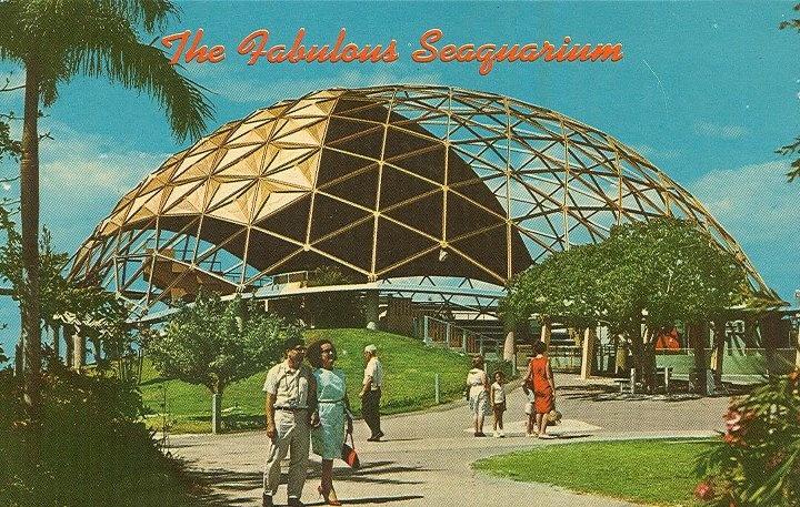 Seaquarium Free Printables - vintage Travel Posters Pinterest
