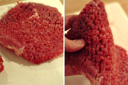 Country Fried Steak--for those who don't like or can't eat beet try ...