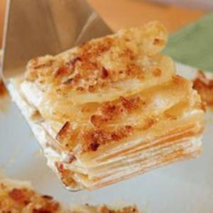 Rutabaga and Potato Gratin | CSA Recipes | Pinterest