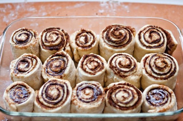 Cinnamon rolls 7