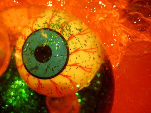 Halloween sensory tub ideas