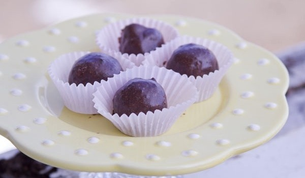 Low-Carb Mocha Truffles | Clean Recipes | Pinterest